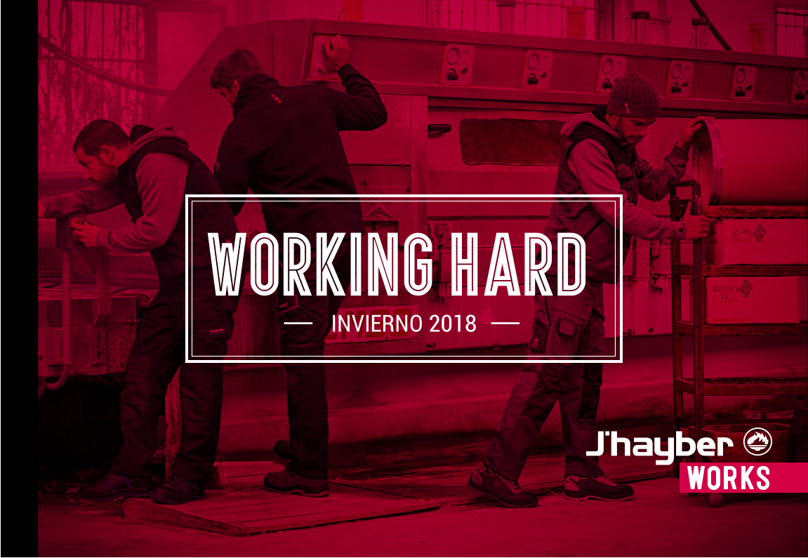 WORKING HARD INVIERNO 2018
